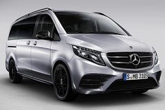 Milan Airport Transfers : Milan City to Milan Malpensa Airport MXP in Luxury Van