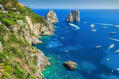 Capri all-inclusive day-trip from Sorrento