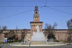 Sforza Castle Express Guided Tour