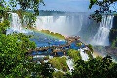 Imagen Excursión de 3 días a las Cataratas del Iguazú en el lado argentino y brasileño