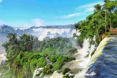 Imagen Private Day at Iguazu Falls from Buenos Aires with Airfare