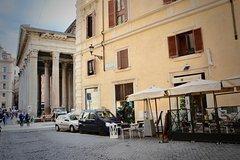 Pantheon VIP breakfast tour