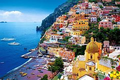Positano and Amalfi Coast Private Day Tour from Rome