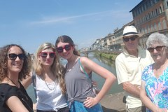 Private Florence Highlights Guided Tour including Ponte Vecchio and Santa C
