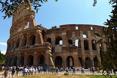 Rome: Colosseum and Roman Forum Private Tour
