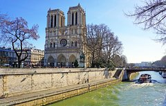 Imagen Guided Notre Dame de Paris Tour