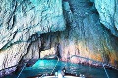 Half day tour of Capri by private boat