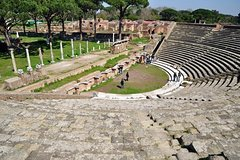Ancient Ostia & Highlights of Rome shore excursion from Civitavecchia's port