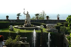 Hadrians Villa and Villa DEste in Tivoli - Private Tour from Rome