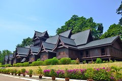 Imagen Malaysian Traditional Village Experience at Asian Cultural Park From KL