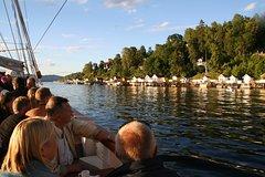Actividades,Actividades acuáticas,Tour por Oslo