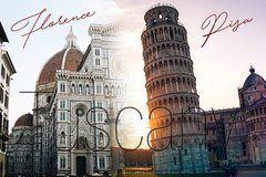Florence and Pisa Private Day Tour from Rome