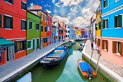 Murano, Burano and Torcello: The Pearls of the Northern Lagoon Public Tour