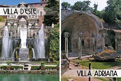 Tivoli - Villa Adriana and Villa DEste Private Tour from Rome