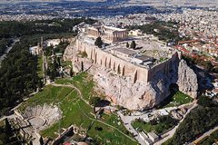 Acropolis Afternoon Walking Tour(Small Group)