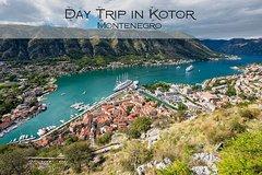 Salir de la ciudad,Excursiones de un día,Crucero por la costa de Montenegro