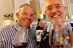 Wine tour with food&wine journalist