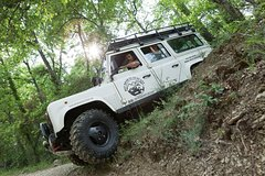 Off Road adrenaline experience by Jeep 4x4