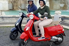 Vespa 125 cc automatic 24 hours rental