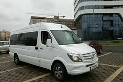 Transfer from National Airport Minsk minibus 10-15 passengers