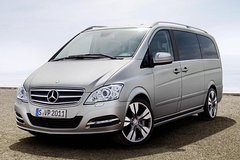 Private Limo Transfer from VCE Venice Airport to the Dolomites Area2 Max6Pa