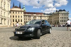 Private Transfer from Prague Airport to City Centre
