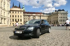 Private Transfer from Prague City Centre to Prague Airport