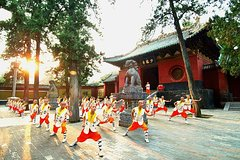 2-Day Luoyang Private Tour: Longmen Grottoes, White Horse Temple, Shaolin Temple