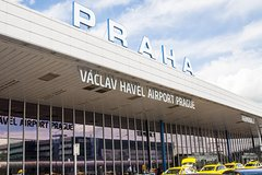 Private Transfer from Prague Airport by Luxury minivan up to 7 person