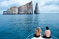 Imagen Transfer from San Cristobal Island to Santa Cruz Island