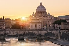Rome Pre-Post Cruise Tour with Fco Airport arrival-departure