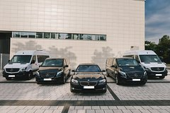 Imagen Private Round-Trip Airport Transfer: London Heathrow Airport to London Hotel