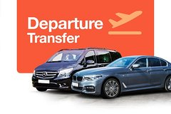 Private Departure Transfer from Venice City to Venice TSF Airport
