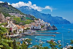 private transfer Rome - Positano or Amalfi Coast, or vice versa