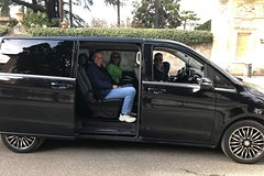 Limousine Service from Fiumicino Airport to Rome