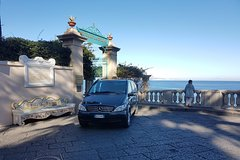 Transfer from Naples Central station to Sorrento