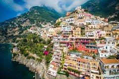 Roundtrip Transfer from Naples to Positano and Positano to Naples