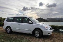 Imagen Airlie Beach Resorts to Proserpine Airport Shuttle
