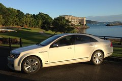 Imagen Private Airport Transfer: Proserpine Airport to Airlie Beach