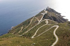 Excursion to Finisterre with boat ride from Santiago de Compostela