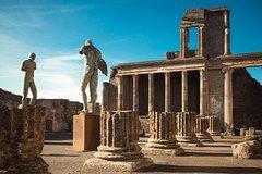 Pompeii - Herculaneum - Vesuvius Tour