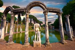 Tivoli Gardens Private Tour from your Hotel in Rome