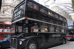 Imagen Time-Traveling Tour of London by Vintage Bus