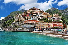 Positano Discovery Half-Day from Sorrento