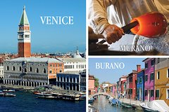 Venice Luxury Private Day Tour from Rome