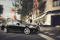 Departure Private Transfer: Piazzale Roma to Venice Airport VCE by Business