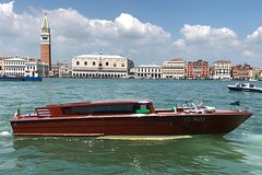 Private Transfer Venice Airport to Venice Hotels by Business Car and Water