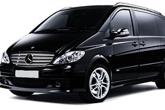 Imagen Arrival Private Transfer Sydney Airport SYD to Sydney in Luxury Van V Class