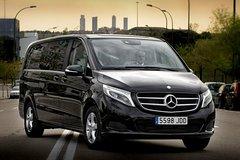 Imagen Berlin City Departure Private Transfer to Berlin Schönefeld Airport SXF in Luxury Van