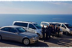 Private Transfer with driver from Naples to Sorrento